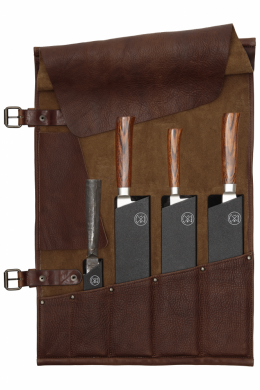witloft_leather_knife_roll_5_pieces_dark_brown_2